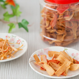 Air-Fried Crab Sticks Recipe