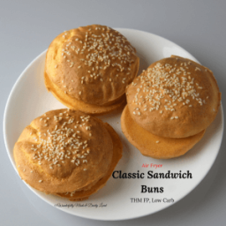 Air Fryer Classic Sandwich Buns