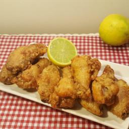 Air Fryer Crispy Old Bay Chicken Wings