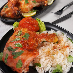 Air Fryer Crispy Sumac Chicken