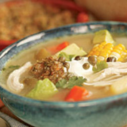 Ajiaco (Colombian Chicken Soup)