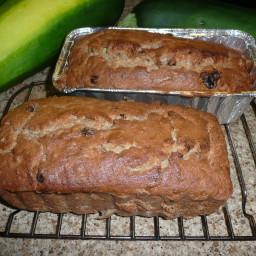 AJs World Famous Zucchini Bread