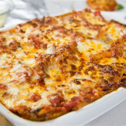 Al Rokers Vegetable Lasagna