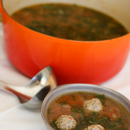 Albondigas Kale Soup