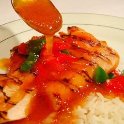 Alfurd's Asian Apricot Sauce