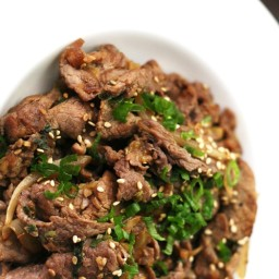 Korean BBQ Bulgogi Marinade
