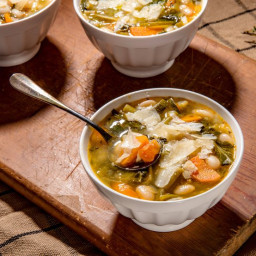 Alice Waters's Seasonal Minestrone
