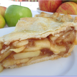All American Apple Pie (filling)