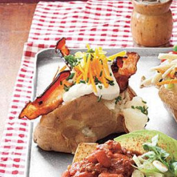 All-American Baked Potatoes