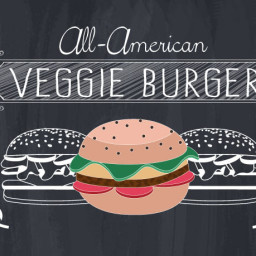 All-American Veggie Burger