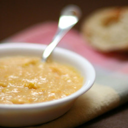 All I had in the Kitchen Potato and Cheese Soup