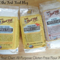 All-Purpose Gluten-Free Flour Mix