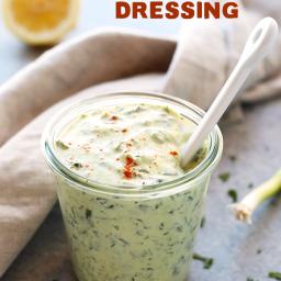 All-Purpose Green Goddess Dressing