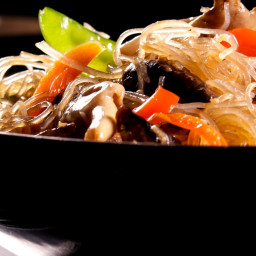 All-Vegetable Chow Mein