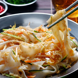 All-Vegetable Pad Thai