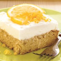 Allergy-Friendly Lemonade Cake