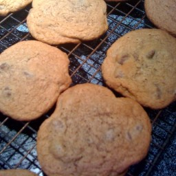 Mrs Fields Malted Chocolate Chip Cookies
