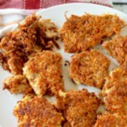 Almond and Coconut Paleo Fried Chicken
