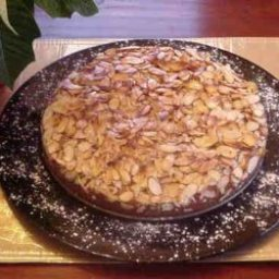 Almond Cake From Albufeira