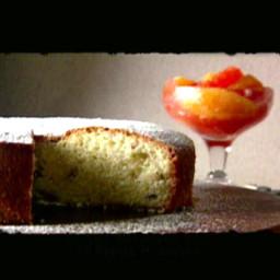 Almond Citrus Olive Oil Cake