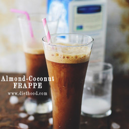 Almond-Coconut Frappe