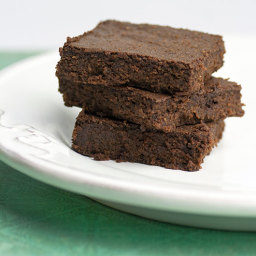 Almond Flour Espresso Brownies