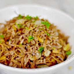 Almond Jasmine Rice