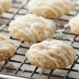 Almond Sparkle Cookies