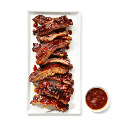 Almost-Famous Barbecue Spareribs