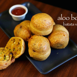 aloo bonda recipe | batata vada recipe | potato bonda | bonda recipe