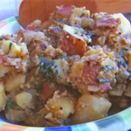 Aloo Masala (Potato Masala Curry)