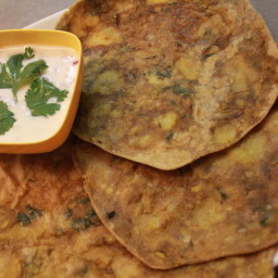 Aloo/Potato Paratha