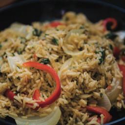 ALToA: Thai Basil Jasmine Rice