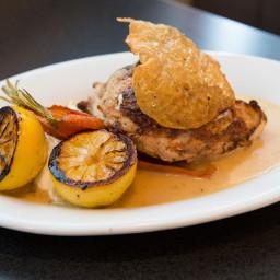 Amanda Freitag's Lemon Chicken