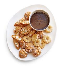 Amaretto Chocolate Dip