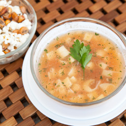 Amazing Foodie Blog: Heart of Palm (Vegetarian) Ceviche