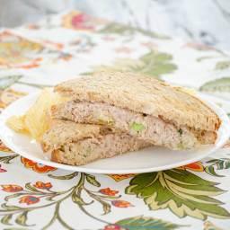 Amazing Tuna Salad Sandwiches