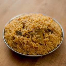 Ambur Mutton Biryani (Briyani) - Tamilnadu Arcot Muslim Style Biryani