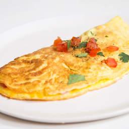 American Omelet Recipe