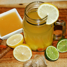 An Anti-Inflammatory Concoction to Drink Every Morning