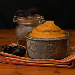 Ancho Chili Sweet Potato Puree