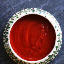 Ancho Pasilla Sauce