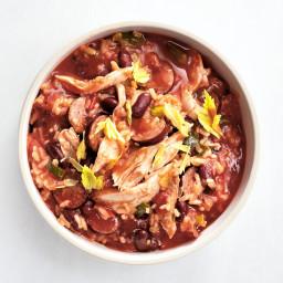Andouille And Chicken Jambalaya