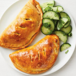 Andouille-Rice Hand Pies