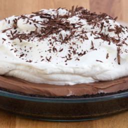 Anna's Chocolate Cream Pie