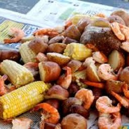 Ann's Low Country Boil
