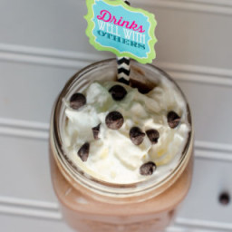 Another Back to School Smoothie....Almost Too Good To Be True Chocolate Smo