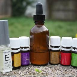 Anti Acne Oil Blend Recipe