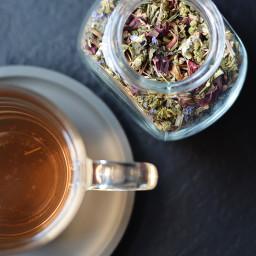 Anti-inflammatory weight loss tea