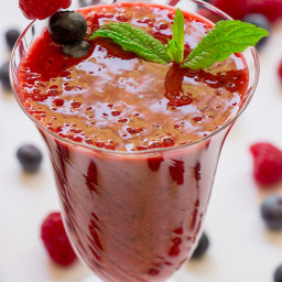 Antioxidant Blast-Off Smoothie
